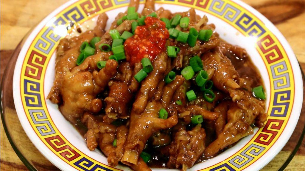 Jī zhuǎ
