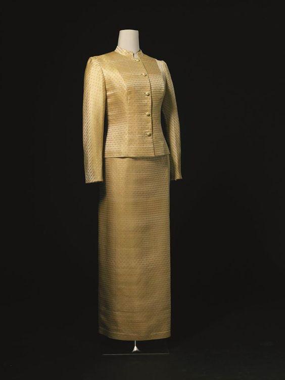 trang phục truyền thống thái lan