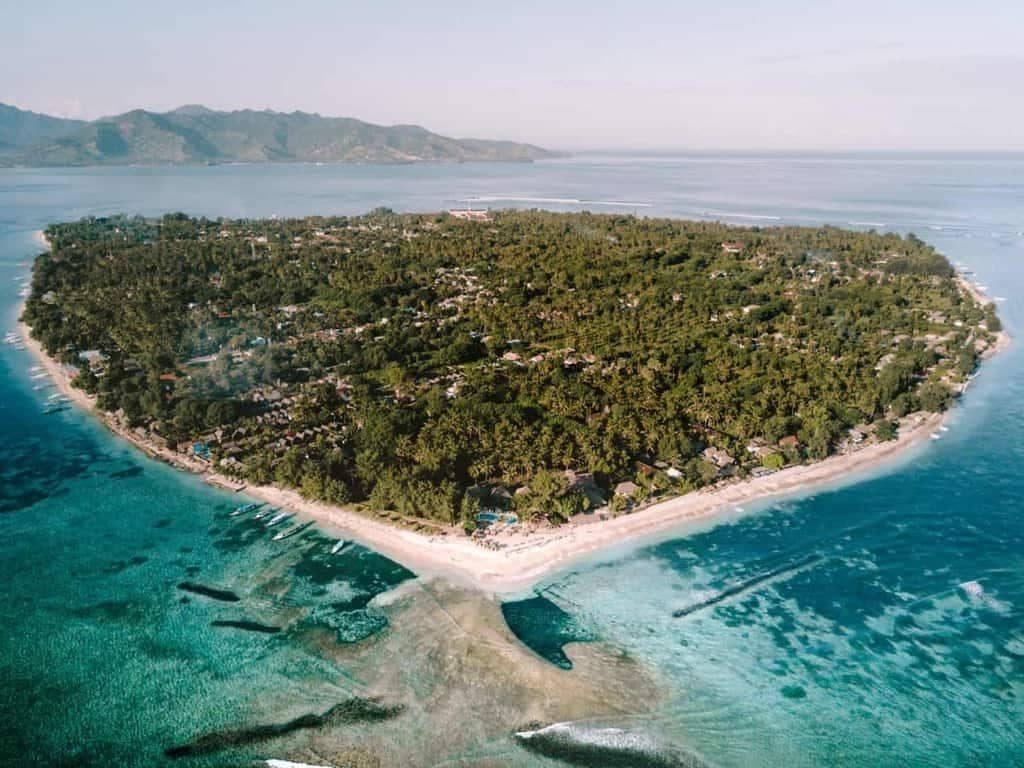 đảo bali ở đâu