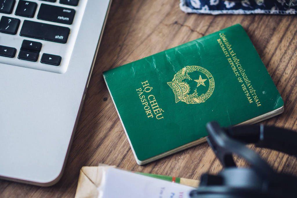 làm passport online